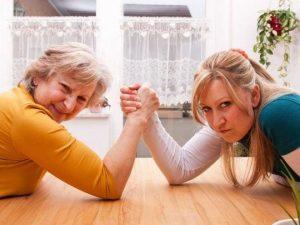 رابطه مادر شوهر و عروس