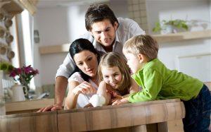 شیوه های تربیت فرزند